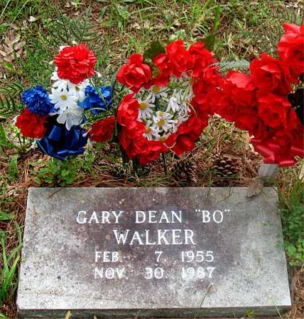 WALKER, GARY DEAN - Carroll County, Arkansas | GARY DEAN WALKER - Arkansas Gravestone Photos