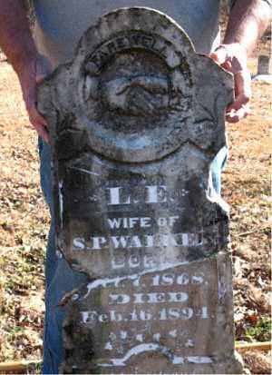 WALKER, L.  E. - Carroll County, Arkansas | L.  E. WALKER - Arkansas Gravestone Photos
