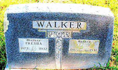 WALKER, PRESHA - Carroll County, Arkansas | PRESHA WALKER - Arkansas Gravestone Photos