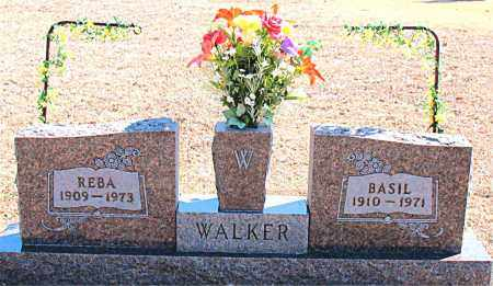 WALKER, BASIL - Carroll County, Arkansas | BASIL WALKER - Arkansas Gravestone Photos