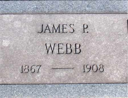 WEBB, JAMES P, - Carroll County, Arkansas | JAMES P, WEBB - Arkansas Gravestone Photos