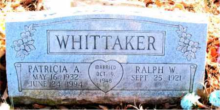 WHITTAKER, PATRICIA  A. - Carroll County, Arkansas | PATRICIA  A. WHITTAKER - Arkansas Gravestone Photos