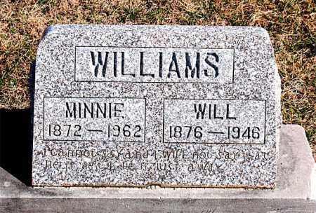 WILLIAMS, WILL - Carroll County, Arkansas | WILL WILLIAMS - Arkansas Gravestone Photos