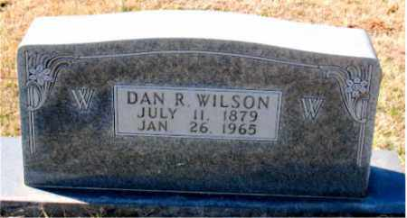 WILSON, DAN  R. - Carroll County, Arkansas | DAN  R. WILSON - Arkansas Gravestone Photos