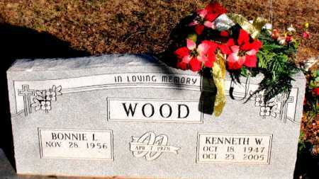 WOOD, KENNETH W. - Carroll County, Arkansas | KENNETH W. WOOD - Arkansas Gravestone Photos