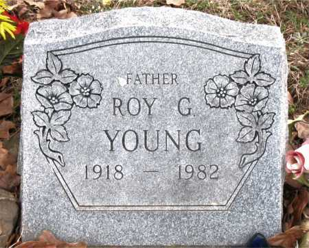 YOUNG, ROY  G. - Carroll County, Arkansas | ROY  G. YOUNG - Arkansas Gravestone Photos