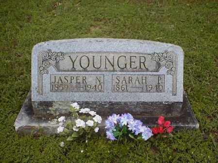 YOUNGER, JASPER NEWTON - Carroll County, Arkansas | JASPER NEWTON YOUNGER - Arkansas Gravestone Photos