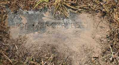 BENNETT (VETERAN WWII), JOE MERCER - Chicot County, Arkansas | JOE MERCER BENNETT (VETERAN WWII) - Arkansas Gravestone Photos