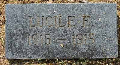 COURTNEY, LUCILE E. - Chicot County, Arkansas | LUCILE E. COURTNEY - Arkansas Gravestone Photos