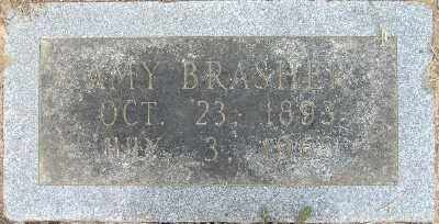 JONES BRASHER, AMY - Chicot County, Arkansas | AMY JONES BRASHER - Arkansas Gravestone Photos