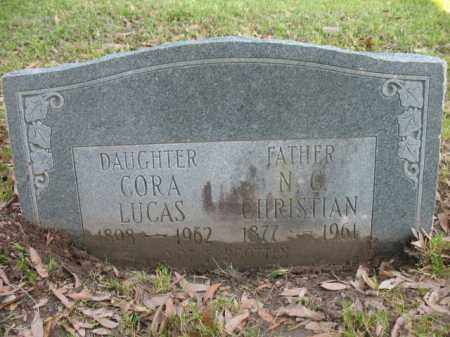 CHRISTIAN, N C - Chicot County, Arkansas | N C CHRISTIAN - Arkansas Gravestone Photos
