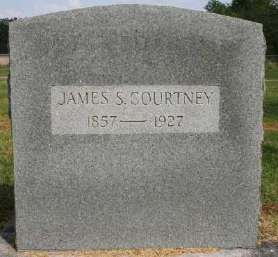 COURTNEY (2), JAMES S. - Chicot County, Arkansas | JAMES S. COURTNEY (2) - Arkansas Gravestone Photos