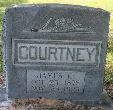 COURTNEY, JAMES G. - Chicot County, Arkansas | JAMES G. COURTNEY - Arkansas Gravestone Photos