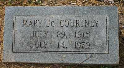 COURTNEY, MARY JO - Chicot County, Arkansas | MARY JO COURTNEY - Arkansas Gravestone Photos