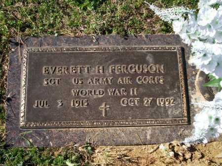 "FERGUSON  (VETERAN WWII), EVERETT HAMILTON ""ED"" - Chicot County, Arkansas | EVERETT HAMILTON ""ED"" FERGUSON  (VETERAN WWII) - Arkansas Gravestone Photos"