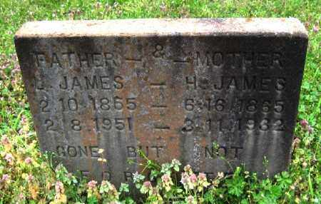 JAMES, H - Chicot County, Arkansas | H JAMES - Arkansas Gravestone Photos