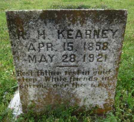 KEARNEY, R H - Chicot County, Arkansas | R H KEARNEY - Arkansas Gravestone Photos