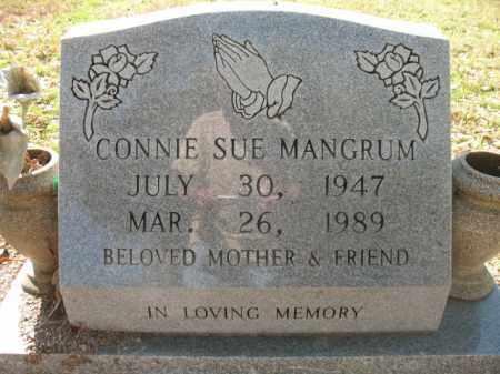 MANGRUM, CONNIE SUE - Chicot County, Arkansas | CONNIE SUE MANGRUM - Arkansas Gravestone Photos