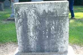 MEEK, JOHN OLIVER - Chicot County, Arkansas | JOHN OLIVER MEEK - Arkansas Gravestone Photos
