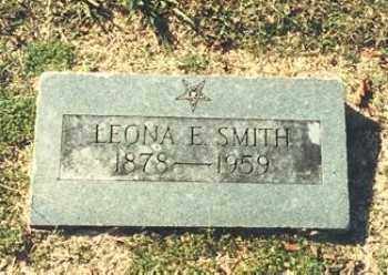 THOMPSON SMITH, LEONA - Chicot County, Arkansas | LEONA THOMPSON SMITH - Arkansas Gravestone Photos