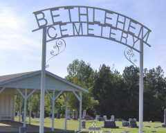 *BETHLEHEM-BRUSHY CREEK CEMETE, SIGN - Clark County, Arkansas | SIGN *BETHLEHEM-BRUSHY CREEK CEMETE - Arkansas Gravestone Photos