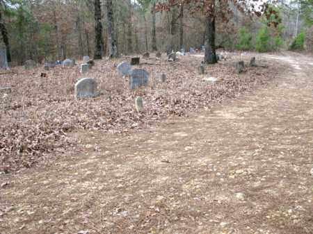 *SPRINGHILL CEMETERY, OVERVIEW - Clark County, Arkansas | OVERVIEW *SPRINGHILL CEMETERY - Arkansas Gravestone Photos