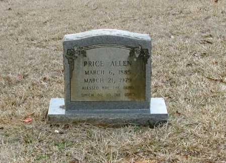 ALLEN, PRICE - Clark County, Arkansas | PRICE ALLEN - Arkansas Gravestone Photos