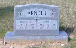 ARNOLD, LURA B. - Clark County, Arkansas | LURA B. ARNOLD - Arkansas Gravestone Photos