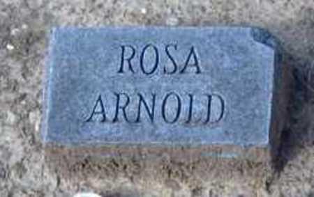 ARNOLD, ROSA - Clark County, Arkansas | ROSA ARNOLD - Arkansas Gravestone Photos