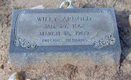 ARNOLD, WILEY - Clark County, Arkansas | WILEY ARNOLD - Arkansas Gravestone Photos