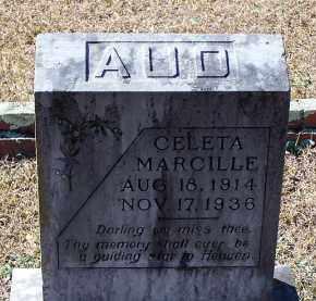 AUD, CELETA MARCILLE - Clark County, Arkansas | CELETA MARCILLE AUD - Arkansas Gravestone Photos