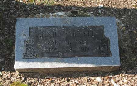 BARFIELD, ANNIE - Clark County, Arkansas | ANNIE BARFIELD - Arkansas Gravestone Photos
