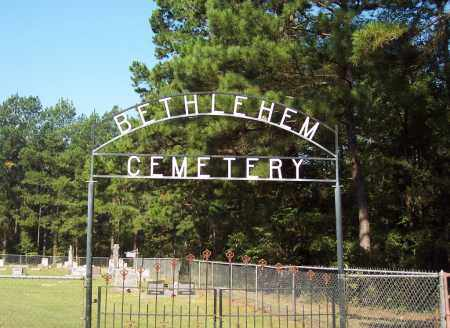 *BETHLEHEM CEMETERY (JOAN), SIGN - Clark County, Arkansas | SIGN *BETHLEHEM CEMETERY (JOAN) - Arkansas Gravestone Photos