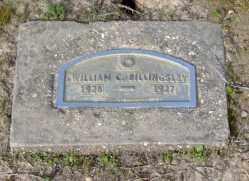 BILLINGSLEY, WILLIAM C. - Clark County, Arkansas | WILLIAM C. BILLINGSLEY - Arkansas Gravestone Photos