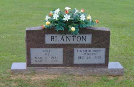 BLANTON, BILLY JOE - Clark County, Arkansas | BILLY JOE BLANTON - Arkansas Gravestone Photos