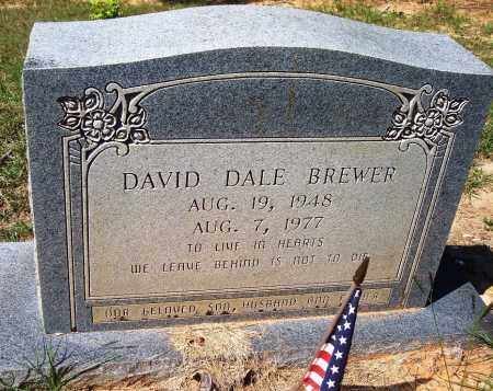 BREWER, DAVID DALE - Clark County, Arkansas | DAVID DALE BREWER - Arkansas Gravestone Photos