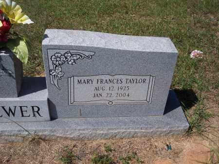 TAYLOR BREWER, MARY FRANCIS - Clark County, Arkansas | MARY FRANCIS TAYLOR BREWER - Arkansas Gravestone Photos
