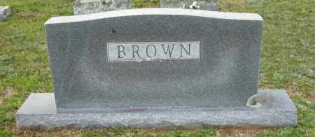 BROWN FAMILY STONE,  - Clark County, Arkansas |  BROWN FAMILY STONE - Arkansas Gravestone Photos