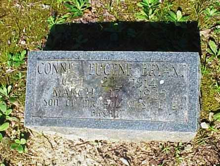 BRYANT, CONNIE EUGENE - Clark County, Arkansas | CONNIE EUGENE BRYANT - Arkansas Gravestone Photos