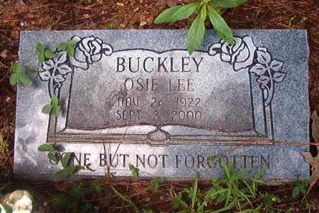 BUCKLEY, OSIE LEE - Clark County, Arkansas | OSIE LEE BUCKLEY - Arkansas Gravestone Photos
