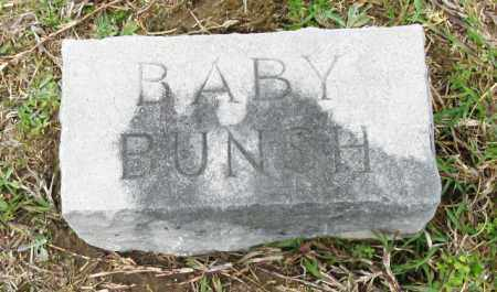 BUNCH, BABY - Clark County, Arkansas | BABY BUNCH - Arkansas Gravestone Photos
