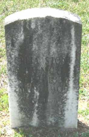 STONE BUNCH, CELIA - Clark County, Arkansas | CELIA STONE BUNCH - Arkansas Gravestone Photos