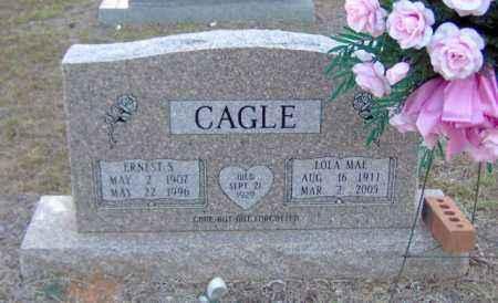 CAGLE, ERNEST S. - Clark County, Arkansas | ERNEST S. CAGLE - Arkansas Gravestone Photos