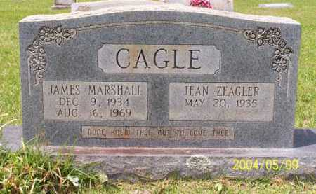 CAGLE, JEAN - Clark County, Arkansas | JEAN CAGLE - Arkansas Gravestone Photos