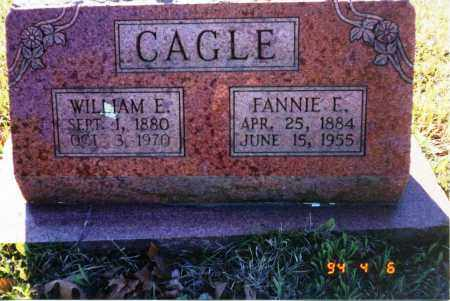 CAGLE, FANNIE ELIZABETH - Clark County, Arkansas | FANNIE ELIZABETH CAGLE - Arkansas Gravestone Photos