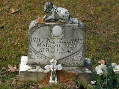 CALLAWAY, IMOGENE - Clark County, Arkansas | IMOGENE CALLAWAY - Arkansas Gravestone Photos