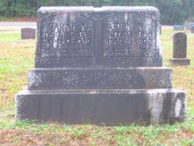 WILLIAMS CALLAWAY, SARAH A. - Clark County, Arkansas | SARAH A. WILLIAMS CALLAWAY - Arkansas Gravestone Photos