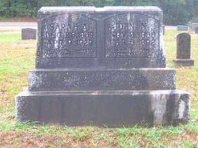 CALLAWAY, SARAH A. - Clark County, Arkansas | SARAH A. CALLAWAY - Arkansas Gravestone Photos