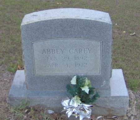 CAREY, ABBEY - Clark County, Arkansas | ABBEY CAREY - Arkansas Gravestone Photos