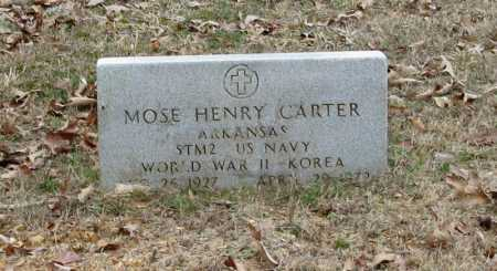 CARTER (VETERAN 2 WARS), MOSE HENRY - Clark County, Arkansas | MOSE HENRY CARTER (VETERAN 2 WARS) - Arkansas Gravestone Photos